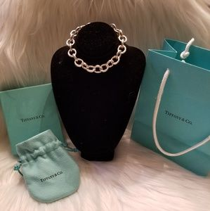 Tiffany & Co Charm Link bracelet